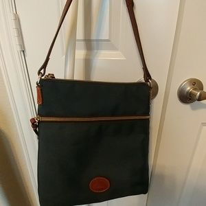 Dooney& Bourke canvas bag